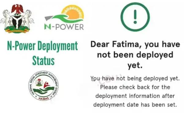 Npower Batch C Deployment Status